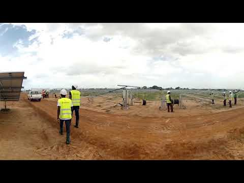 Immersion 360° PROPARCO: Senergy, the largest solar power plant in Senegal