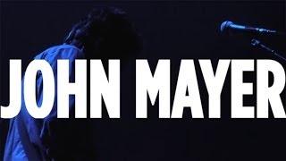 "John Mayer ""Paper Doll"" // SiriusXM // The Spectrum"