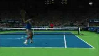 TopSpin 3 Wii Trailer