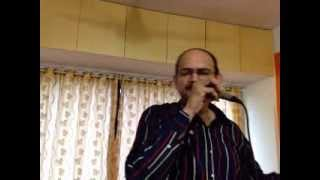 Tere chehre mein wo jaadu hai ... sung by Shailen Ambegaokar . 240813