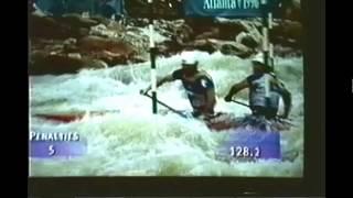 Ocoee Whitewater 96 Summer Olympic Slalom Race