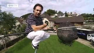 Der Schweizer Extrem-Artist Freddy Nock und seine Weltrekorde | euromaxx