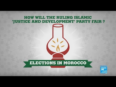 Morocco Parliamentary elections: how will the ruling islamic 'justice and development' party fair?