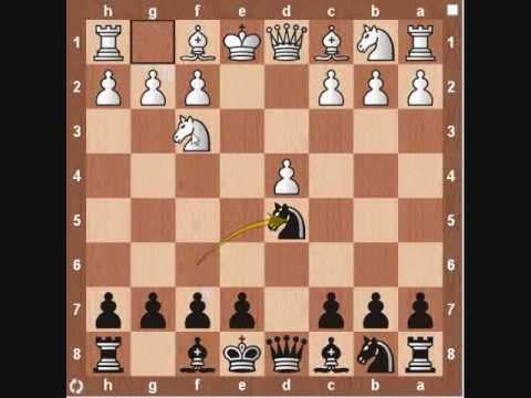 Chess Openings: Scandinavian Defense