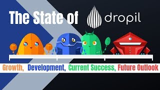 Current State of Dropil (2019)