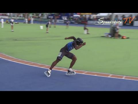 Edwin Estrada 300m Time Trial - 24.422. Holland Cup. Heerde 2017