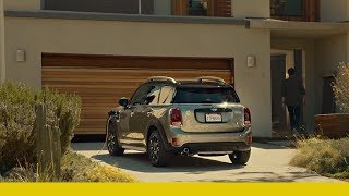 The MINI Countryman Plug-In Hybrid | Charging