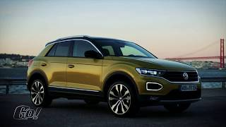 Are you ready to ROC(K)? | VW T-Roc 2017 | der Test