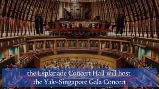 Yale-Singapore Gala Concert (30 seconds trailer)