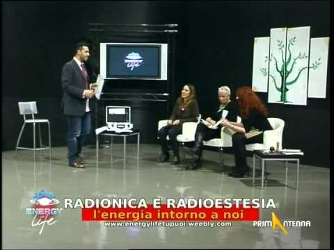 Roberto Lo Presti presenta Energylife Radionica e