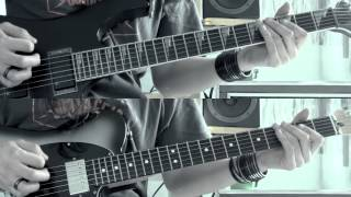 Tool - Vicarious - Guitar performance by Cesar Huesca