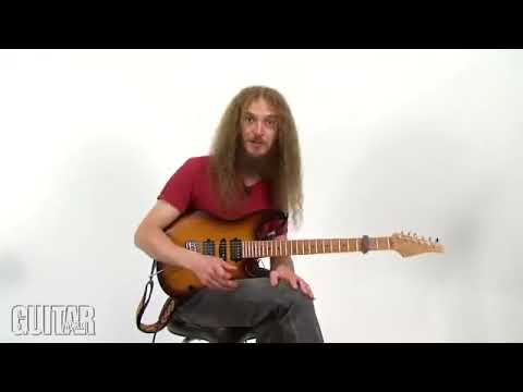Guitar Content: Guthrie Govan - Lesson Shred completed (Vídeo-Aula)