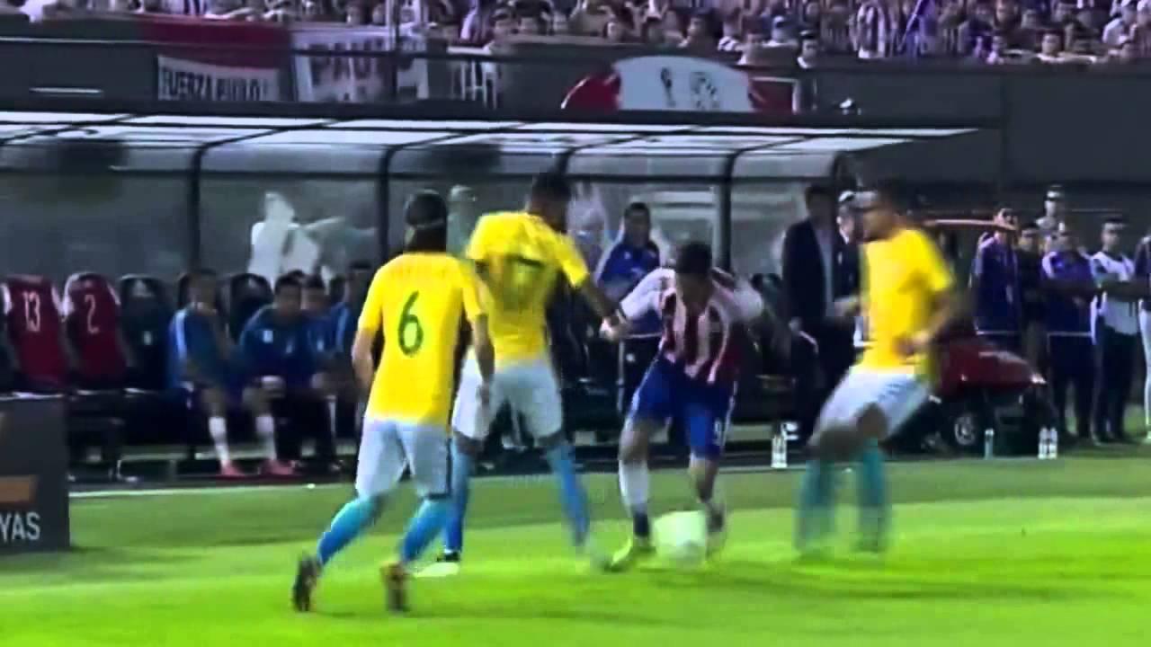 Download Paraguay vs Brazil 2 2 All Goals 2016 HD