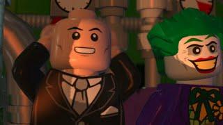 LEGO Batman 2: DC Super Heroes Walkthrough - Chapter 12 - City Hall Rally