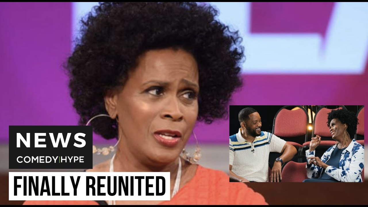 "Original Aunt Viv Explains Ending Feud With Will Smith:""Black Women Are Often Vilified As Diffi"