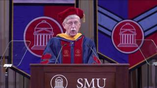 NIH Director Francis Collins Commencement address at SMU