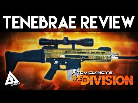 The Division Tenebrae High End Marksman Rifle Weapon Review