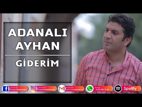 ADANALI AYHAN - GİDERİM