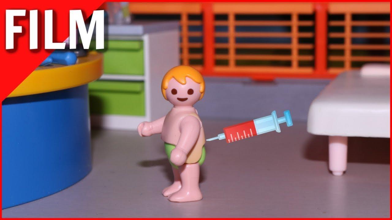 Playmobil Film Deutsch Die Spritze Für Emma Impfung Spielzeug