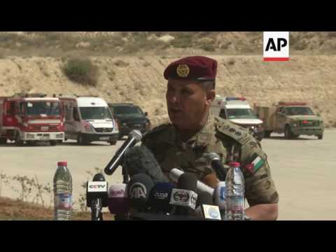 Jordan hosts military warrior competition