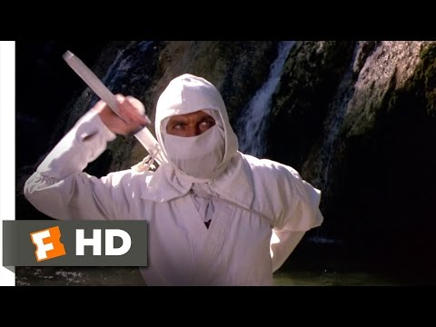 Enter the Ninja (1/13) Movie CLIP - The White Shinobi (1981) HD