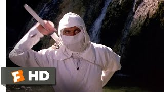Enter the Ninja (1/13) Movie CLIP - The White Shinobi (1981) HD