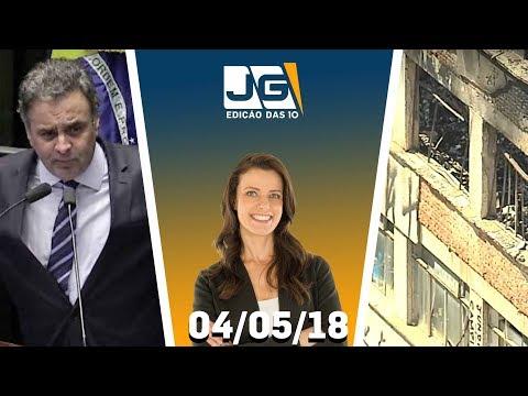 Jornal da Gazeta - Edição das 10 - 04/05/2018