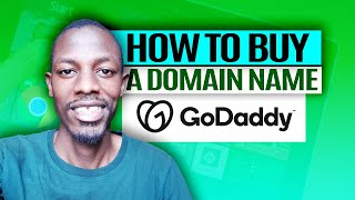 How To Purchase a Domain Name with GoDaddy & BlueHost - Getting Your Business Online Course