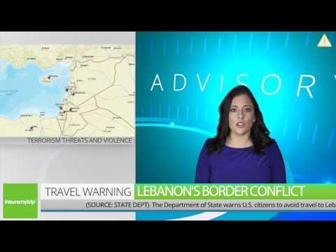 Lebanon Travel Warning