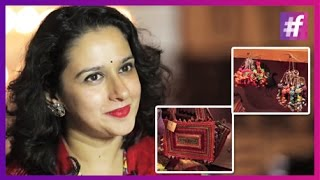 Sneak Maharani Radhika Raje Gaekwad Talks About Barodas Royal Fabrics