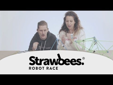 Strawbees Learning - Intro to Quirkbot: Robot Race Lesson