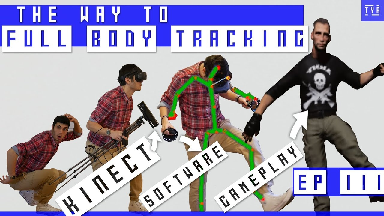 GAMEPLAY and CONCLUSION - KINECT Full Body Tracking VR