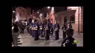 Procesión del Silencio - Medina del Campo Semana Santa 2015