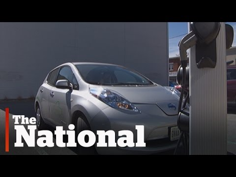Electric car boom drives surge in charging-station demand