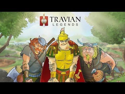 Travian - Gameplay 3x Speed - WEEK 2