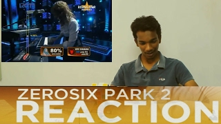 "Indian Reacting To ZeroSix Park ""I Got You (I Feel Good)"" | Super 12 |"