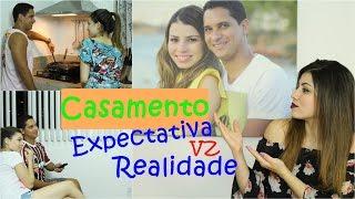 Casamento | Expectativa Vs Realidade | Paloma Soares