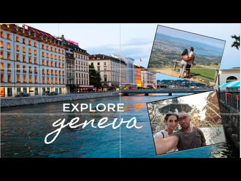Geneva, Switzerland TRAVEL VIDEO I Travel Couple