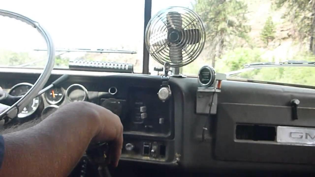 Mack Truck For Sale >> Mack Chetwood 1966 GMC 9500 Extended hood. 8v71N - YouTube