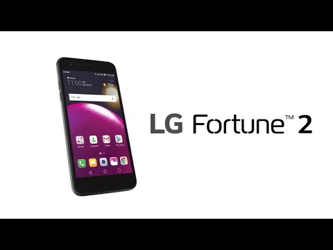 NEW LG Fortune 2 Review Of Specs Cricket Wireless Coming