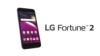 NEW LG Fortune 2 Review Of Specs Cricket Wireless Coming April 12th $99