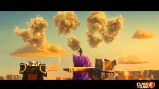 CLASH OF CLANS - LEGEND OF THE LAST LAVA PUP FULL HD 1080p