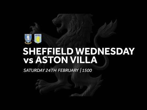 Sheffield Wednesday 2-4 Aston Villa | Extended highlights