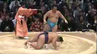 平成25年十一月場所2日目 シッシッ シッ! シッ! フォウッ! sumo 大相撲 九州場所.