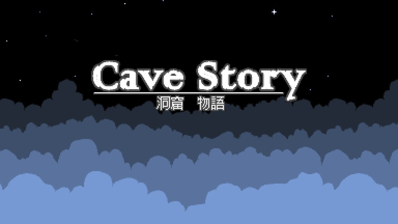 Cave Story Theme Song Cave Story Youtube