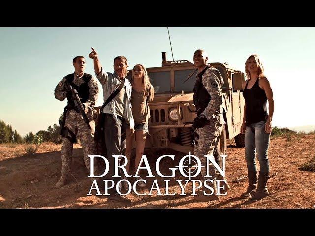 Dragon Apocalypse - Ihr Feuer vernichtet alles (Actionfilm in voller Länge auf Deutsch) *HD*