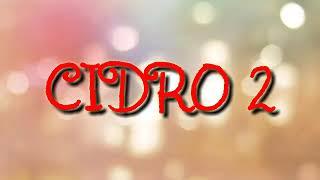 Hiphop Jawa cidro 2(lirik)