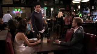 How I Met Your Mother: Gag reel - Season 6 ᴴᴰ