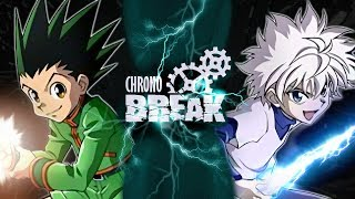 Gon Freecss VS Killua Zoldyck (Hunter X Hunter Sprite Battle Animation) | Chrono Break