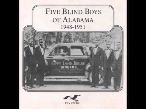 Five Blind Boys Of Alabama - Living On Mother's Prayer